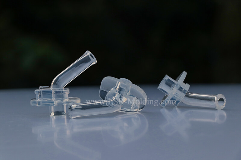 LSR molding design guide for silicone straw