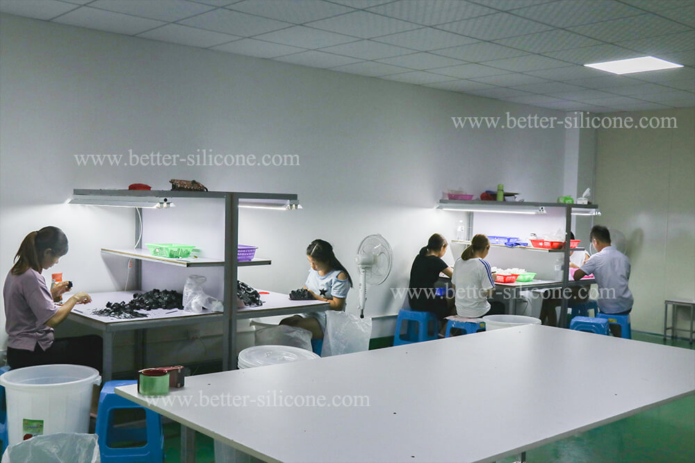 Liquid Silicone Rubber Product Quality Control
