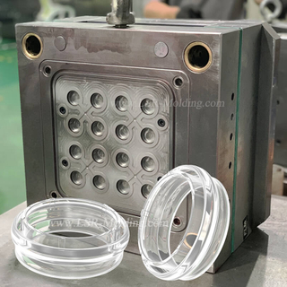 Silicone Injection Molding