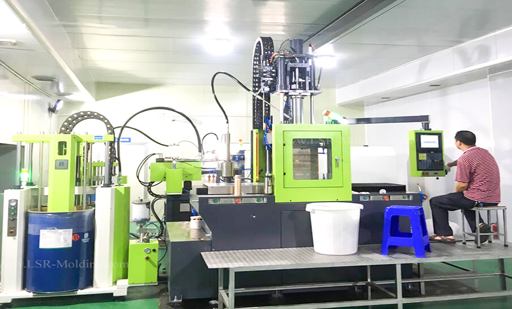 Silicone Injection Molding Machine1