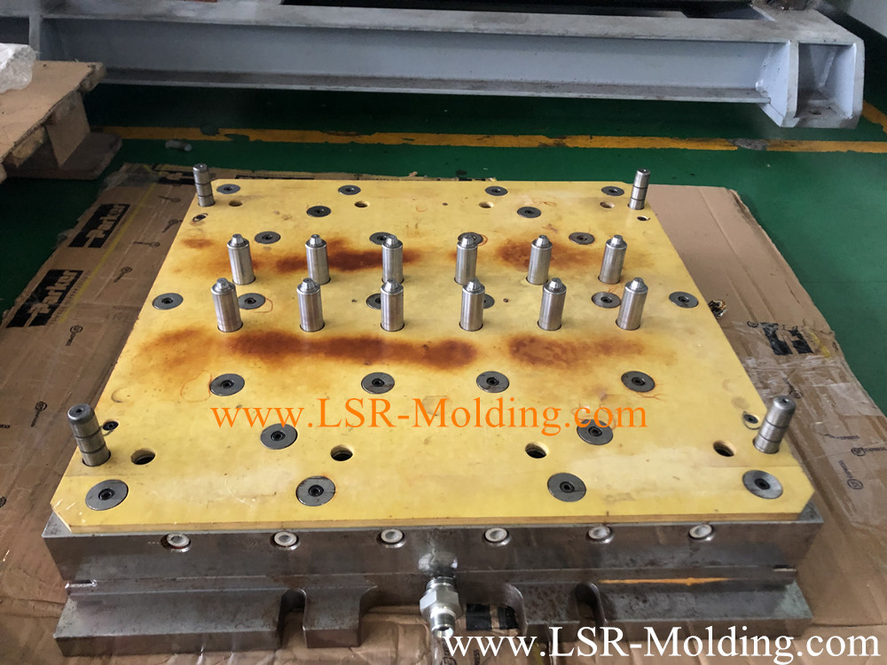 Cold Runner Systems for Converted Liquid Silicone Rubber Mold