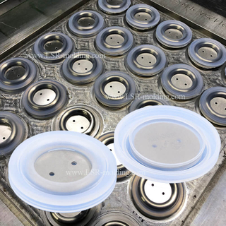 Silicone Rubber Transfer Injection Molding